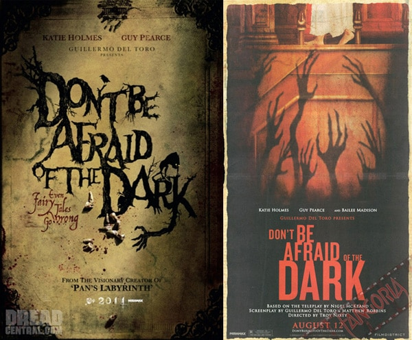 Handy Pieces of Don't Be Afraid of the Dark Sales Art