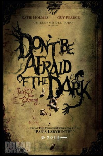 UK Trailer Debut: Don't Be Afraid of the Dark