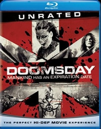 Doomsday on Blu-ray and DVD review (click for larger image)