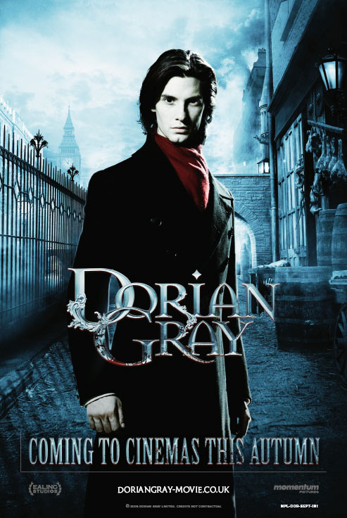 Dorian Gray on Blu-ray and DVD