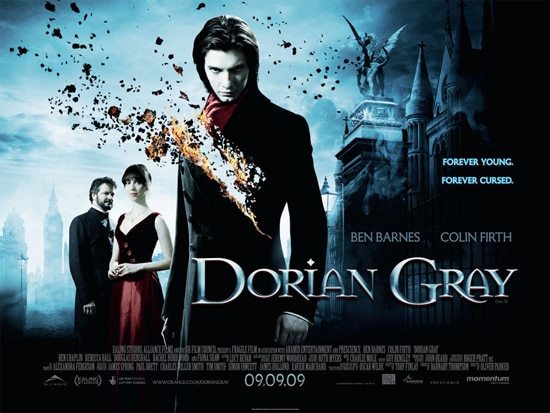 New Quad Poster for Dorian Gray (click for larger image)