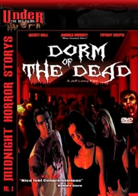 Dorm of the Dead DVD (click for larger image)