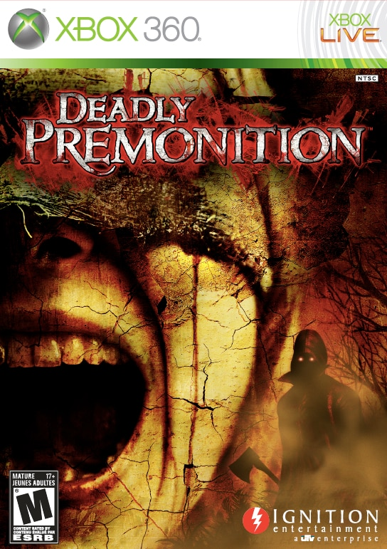 Win a Copy of Deadly Premonition for Xbox 360