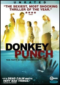 Donkey Punch DVD review