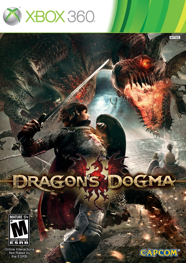 dragdx - Dragon's Dogma Reveals Box Art and Trailers