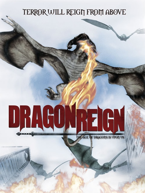 dragon reign - Dragons Rain Fire on a Modern City in this Teaser for Dragon Reign
