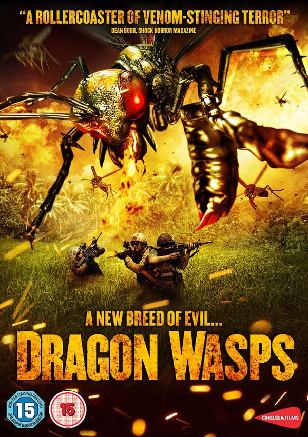 dragw - Check Out a Mind-Blowing New Dragon Wasps Clip!