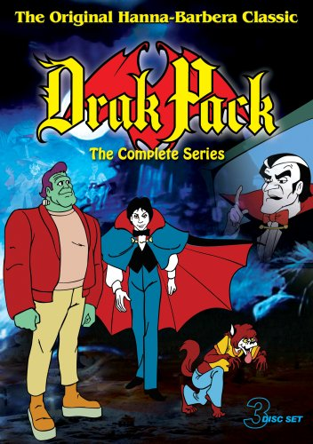 First Look Must Be Whack-O for Resurrecting Drak Pack on DVD