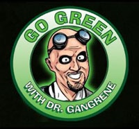 Dr. Gangrene Scares Up Three Emmy Nominations