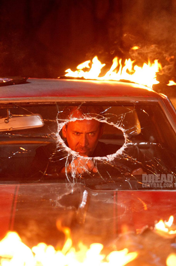 Drive Angry Television Spot Debut - Nicolas Cage is Coming in 3D