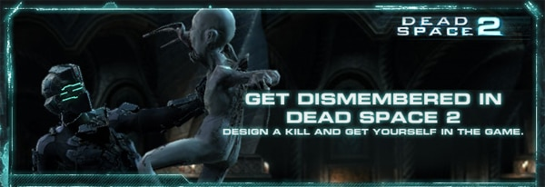 Get Dismembered in Dead Space 2 Contest - Voting Now Live!
