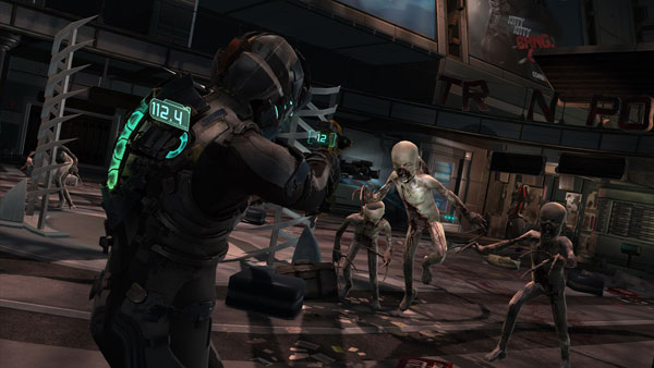 Dead Space 2: New Videos and Screenshots