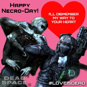 Dead Space 3 Contest - Give Someone You Love the Gift of