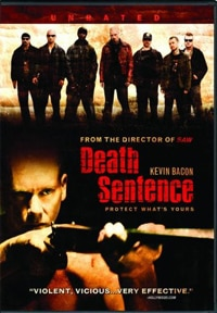 Death Sentence DVD (click for larger image)