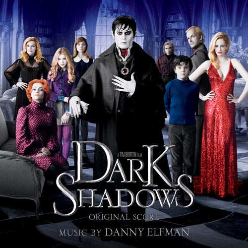 Sample the Score for Dark Shadows