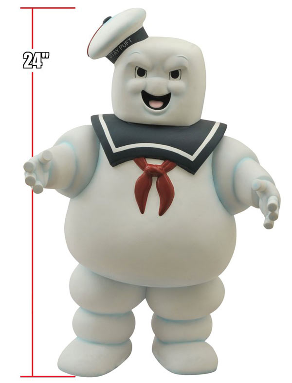 Diamond Select's Spring 2014 Line Includes Godzilla, Alien, and an Evil Stay Puft Marshmallow Man