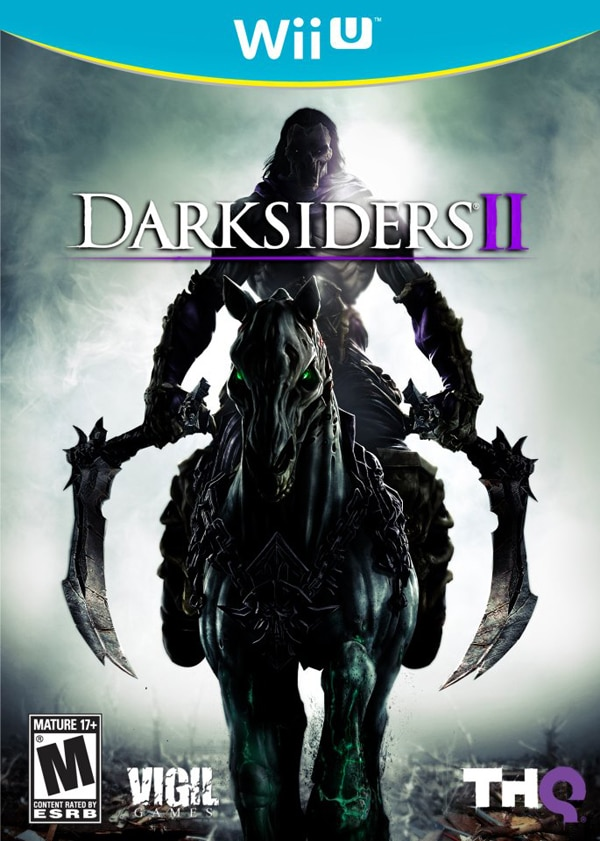Darksiders II Head To Wii U
