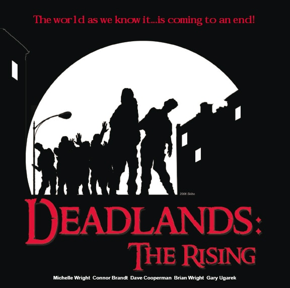 Deadlands The Rising