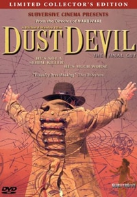 Dust Devil DVD review (click to see it larger!)