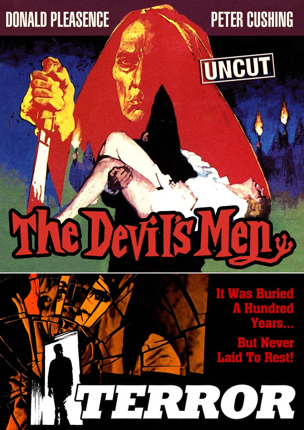 Scorpion Releasing Doles out Three More Classics onto DVD: The Devil's Men, Terror, and Revenge