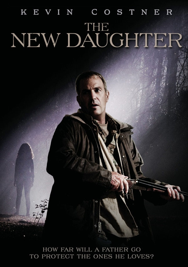 Blu-ray / DVD Art and Specs: The New Daughter