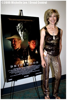Driftwood's Lin Shaye (click to see it larger!)