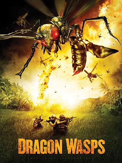 Dragon Wasps Trailer Fully Loaded with Giant Fire-Breathing Bug Action