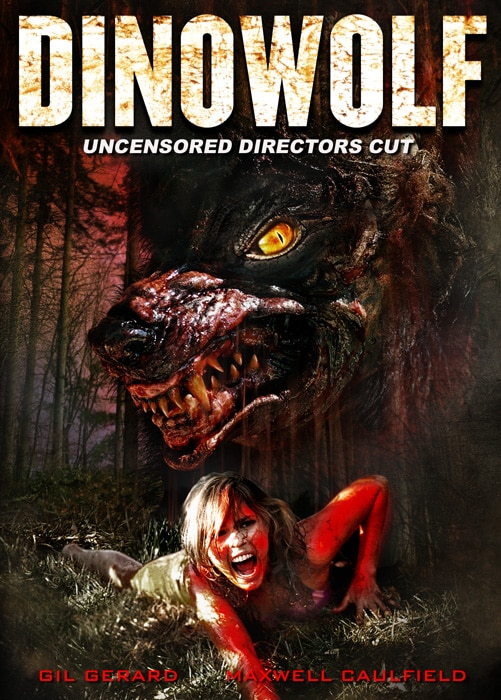 Fred Olen Ray's Dino Wolf Gets a New Title, Trailer, and Release Date
