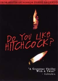 Do You Like Hitchcock? DVD (Click for larger image)