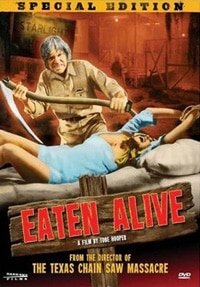 Eaten Alive DVD (Click for larger image)