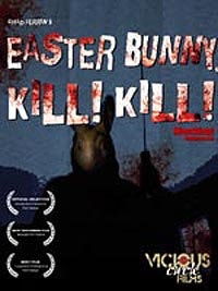 DVD Signing for Someone's Knocking at the Door and Easter Bunny, Kill! Kill!