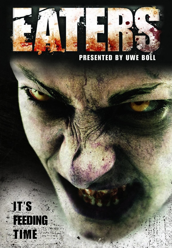 eaters - Uwe Boll's Eaters Marches to American DVD