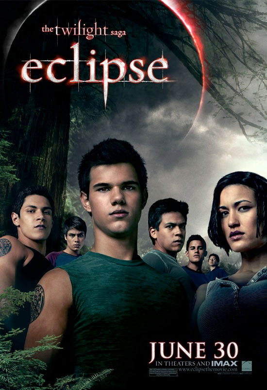 Three More New Twilight Saga: Eclipse Character Banners