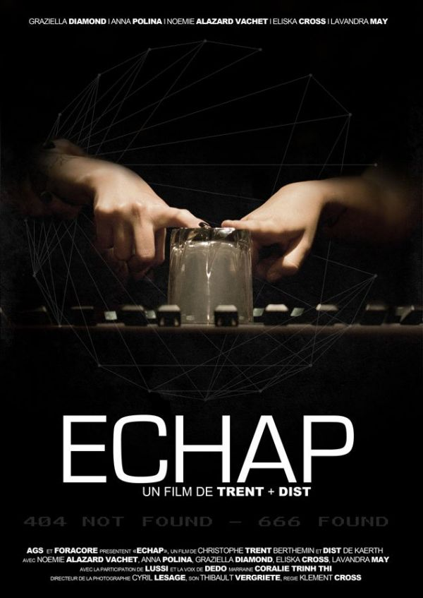 There is No ESC from the Second Trailer for Echap