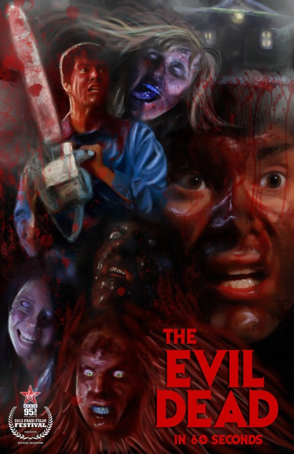 Spend a Minute with the Evil Dead