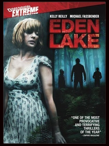 Eden Lake on DVD