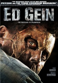 Ed Gein: The Butcher of Plainfield DVD (click for larger image)