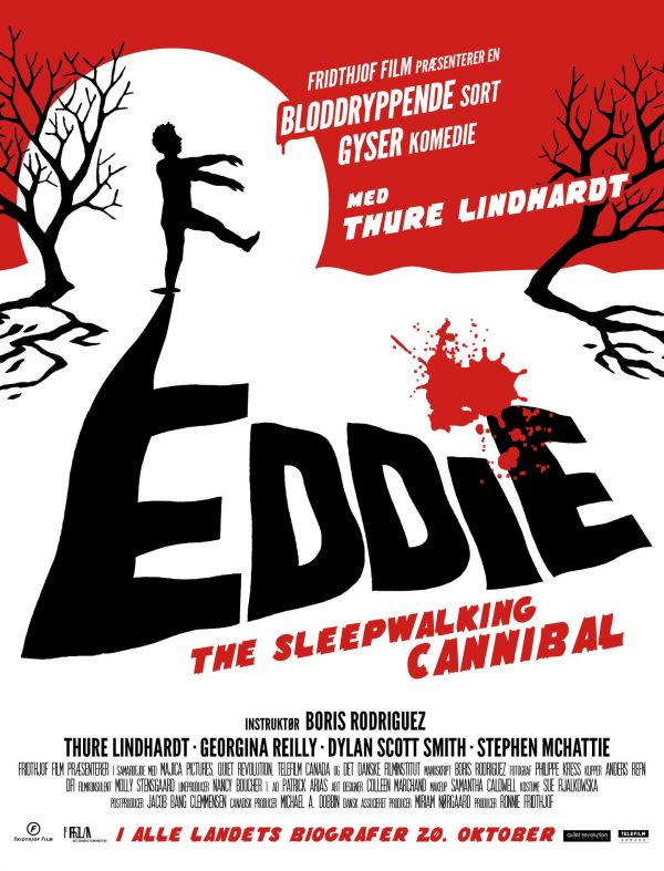 Hungry for Horror? Meet Eddie the Sleepwalking Cannibal