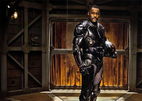 First Look at Idris Elba Suited Up for Pacific Rim