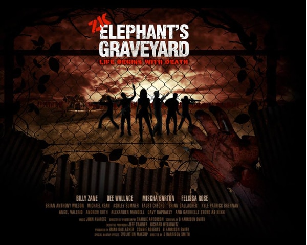 elephants graveyard - Zombie Killers: Elephant's Graveyard Opens Everywhere Online
