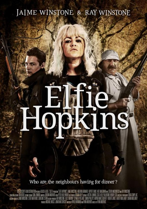 Chow Down on a New Teaser Trailer for Elfie Hopkins
