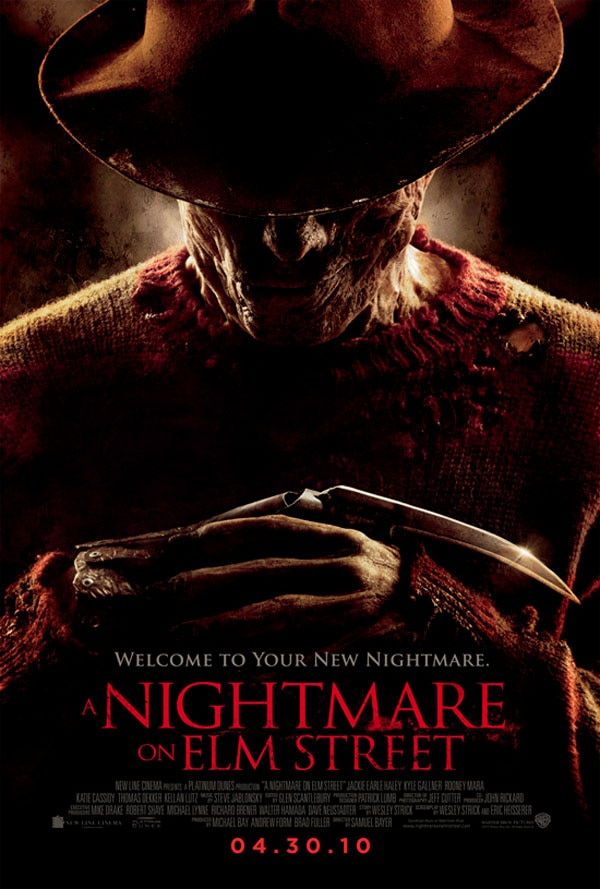 Massive Contest: A Nightmare on Elm Street 2010