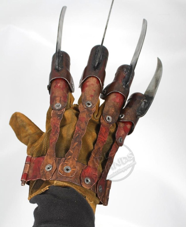 NECA Gives Us a Better Look at Freddy's Glove From A Nightmare on Elm Street 2010