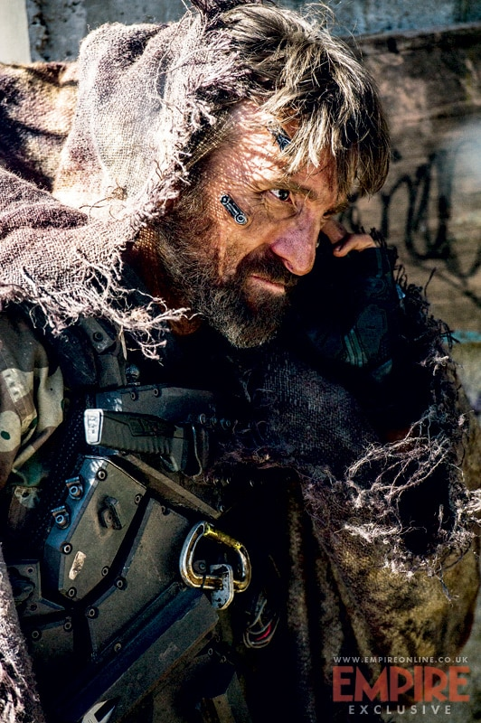 First Look at Sharlto Copley in Elysium