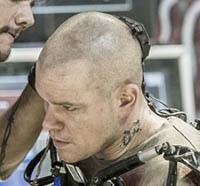Several New Stills Pop Up for Elysium