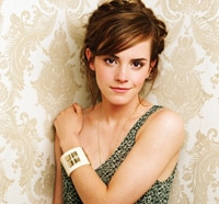 Emma Watson on the Road to Regression