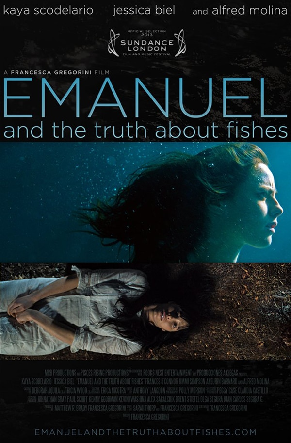 Jessica Biel, Alfred Molina, and Frances O'Connor Shed Light on Emanuel and the Truth About Fishes