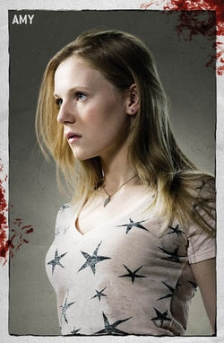Exclusive: Emma Bell Talks Life on the Walking Dead