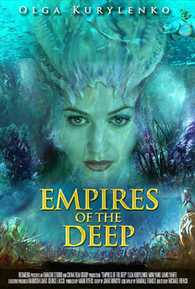 See Olga Kurylenko as a Fish Goddess in the Trailer for the Avatar Meets Aquaman Chinese-American Epic Empires of the Deep