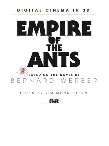 Korean Director Building a New Empire of the Ants